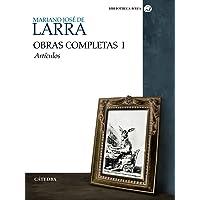 Obras completas Volumen I: Artículos: 1 (Bibliotheca AVREA)