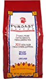 Puroast Low Acid Coffee House Blend Drip Grind, 2.5-Pound Bag
