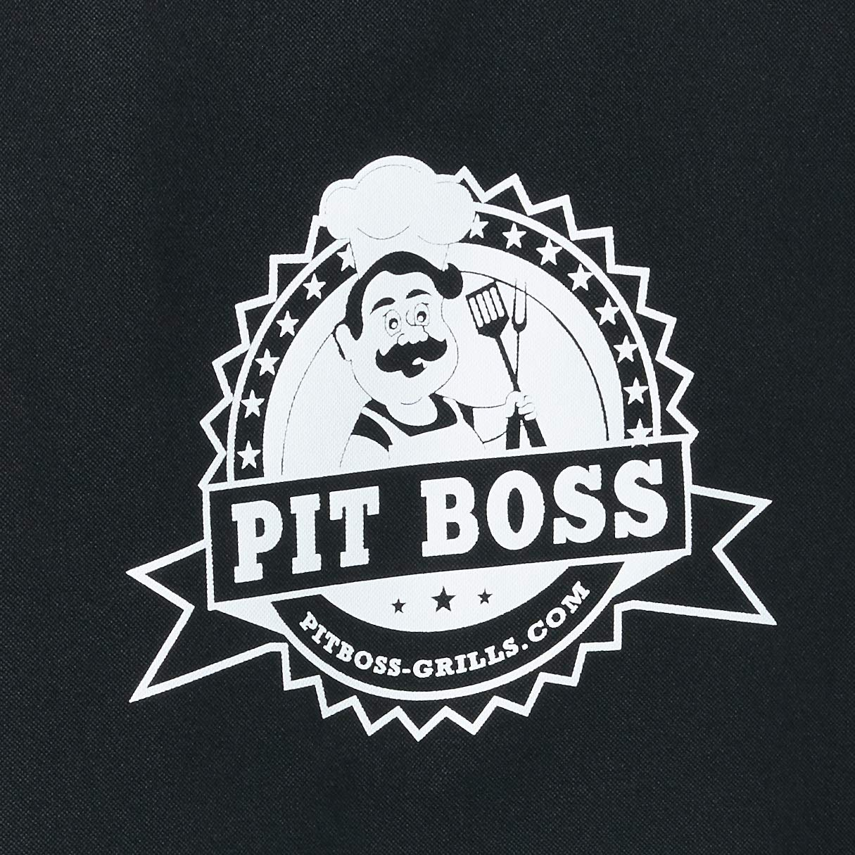 Pit Boss Grills 73350 Electric Smoker Cover, Black by Pit Boss Grills (Image #4)
