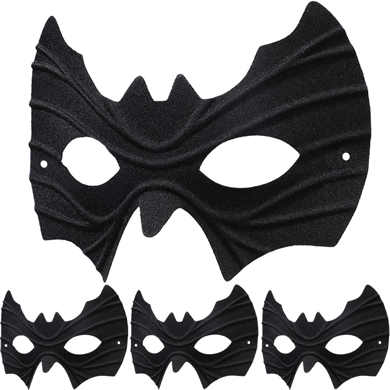 Super Hero Bat Man boys Masquerade Mask Halloween School Prom Costume Party