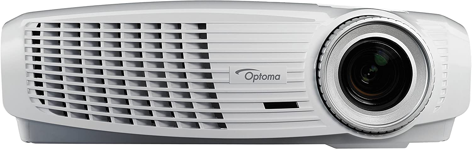 Optoma HD25, HD (1080p), 2000 ANSI Lumens, 3D-Home Theater Projector