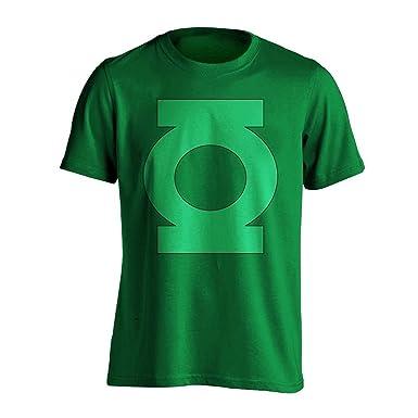Polos Green Lantern verts homme uF1b5ZT2