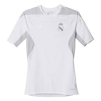 Adidas Real Madrid Club de Futbol - Camiseta Oficial: Amazon.es: Deportes y aire libre