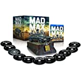 Collector Intégrale Mad Max [Bluray] Edition limitée Coffret voiture et Version inédite « Black and Chrome » du film Mad Max Fury Road [High-Octane Collection] [Edizione: Francia]