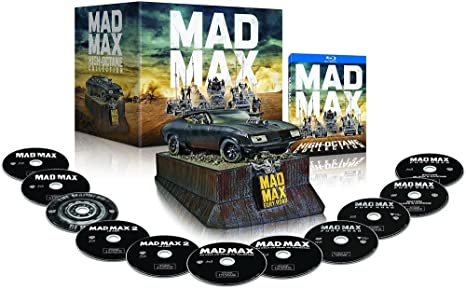 Anthologie Limitée Mad Coffret Edition Max Collection High Octane TXiPZwOuk