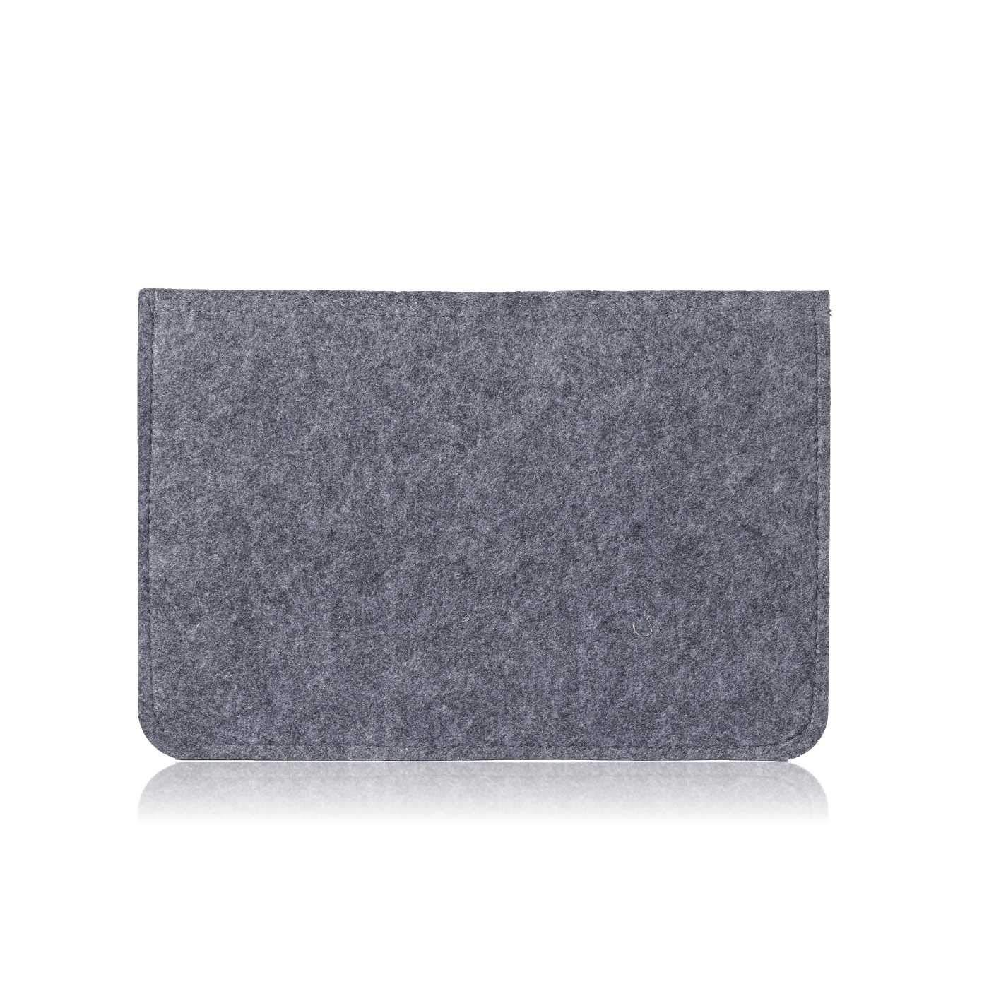 Bolsa de Accesorios Ultrabook 15.6 Pulgadas Laptop Sleeve para ASUS//Acer//DELL//HP//Lenovo//Toshiba OrgaWise Funda Ordenador 15