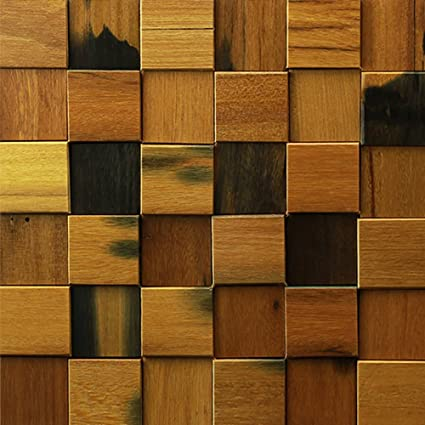 decorative wood wall tiles