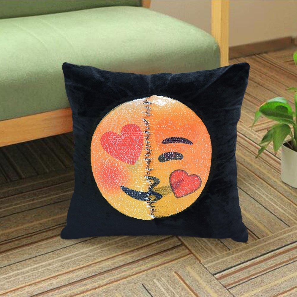 Amazon.com: DQDZ Emoji funda de almohada intercambiables ...