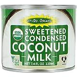 Let's Do...Organic - Sweetened Condensed Coconut Milk - 7.4 oz.
