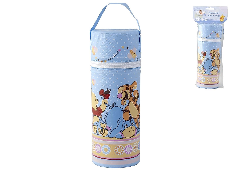 Prima Baby 18499610003 Isoliertasche, Winnie Puuh und Freunde, pazifik-blau primababy