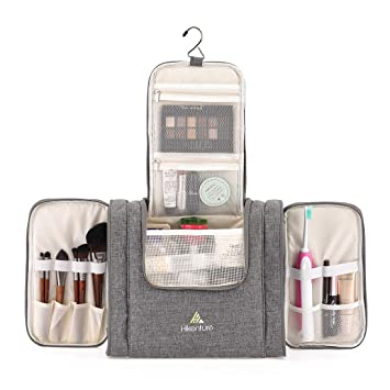 Amazon.com: Hikenture - Bolsa de aseo para colgar de viaje ...