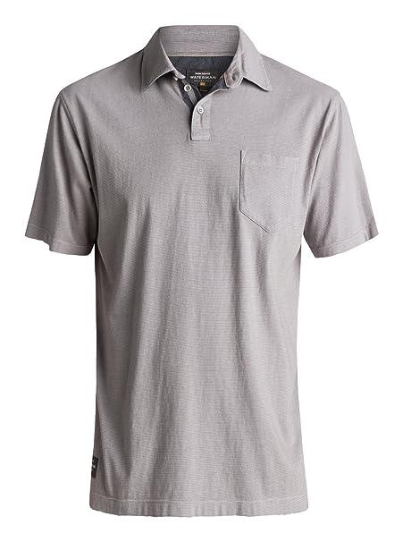 Quiksilver - Camiseta Tipo Polo - Hombre - L: Amazon.es: Ropa y accesorios