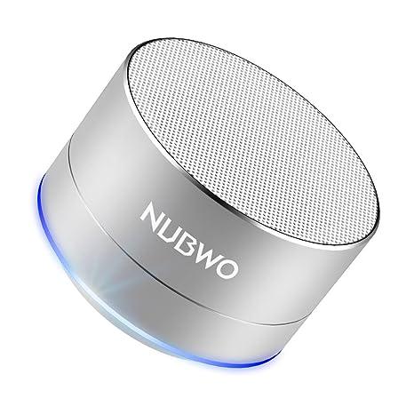 Review Bluetooth Speaker, NUBWO Mini