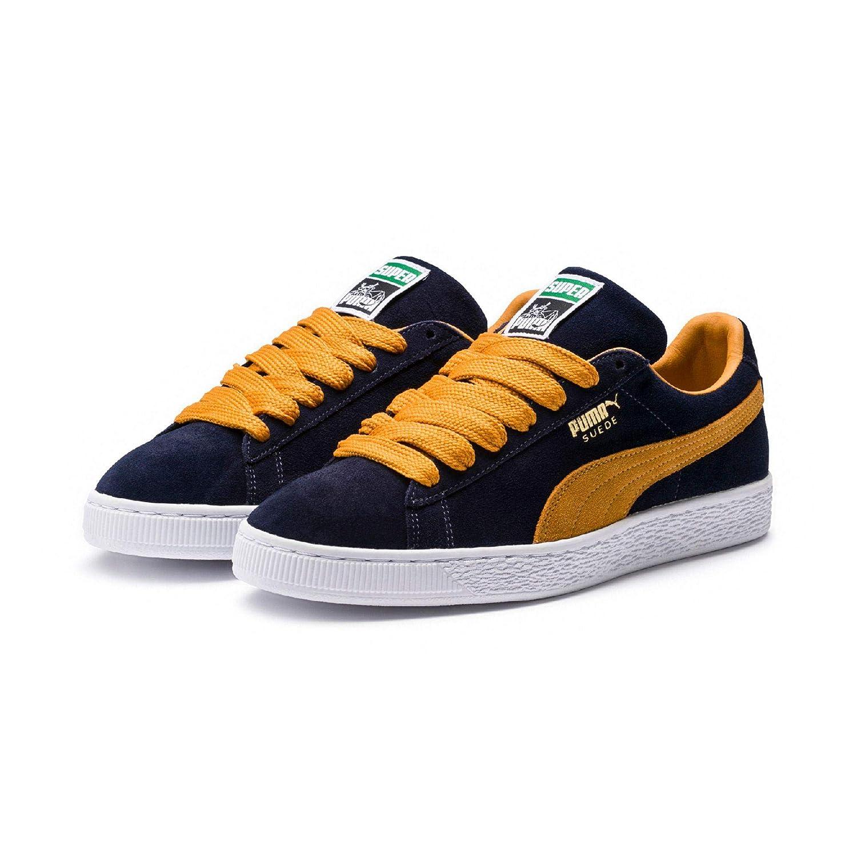 new arrival 70a57 03389 Amazon.com | PUMA Men's Suede Super Sneakers | Fashion Sneakers