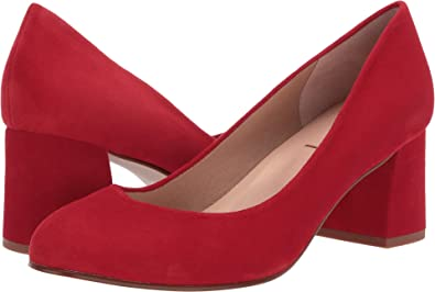 a54bb3657119f French Sole Women's Trance Red Suede 11 M US