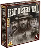 Pegasus Spiele 54590G - Great Western Trail