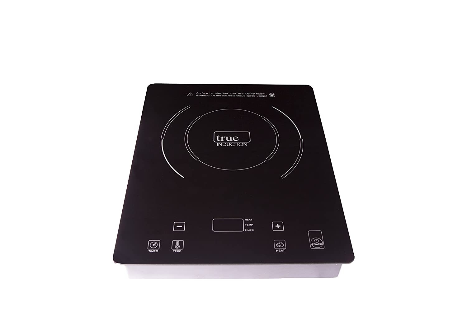 True Induction Single Cooktop