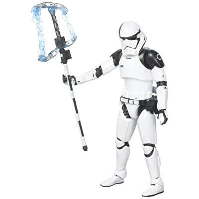 Star Wars The Black Series First Order Stormtrooper Executioner (The Last Jedi) Action Figure 3.75 Inches: Toys & Games [5Bkhe0304798]