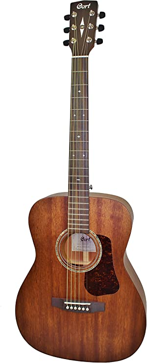 Cort Luce L450C - Guitarra (madera natural): Amazon.es: Instrumentos musicales