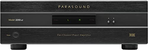 Parasound Model 2250 v.2 Two Channel Power Amplifier