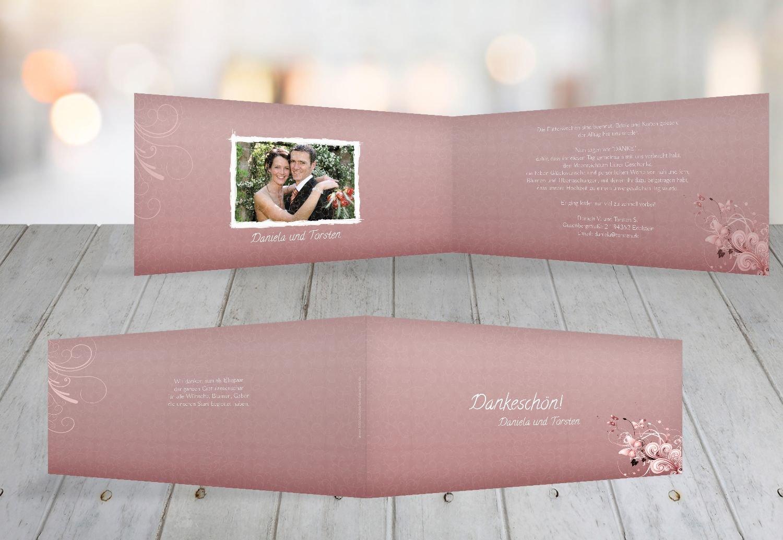 Kartenparadies Danksagung für Hochzeitsgeschenke Hochzeit Danke Danke Danke Din Liebeswunder, hochwertige Danksagungskarte Hochzeitsglückwünsche inklusive Umschläge   10 Karten - (Format  215x105 mm) Farbe  DunkelGelb B01MR8K08K | Günstige Bestell 62ef3c