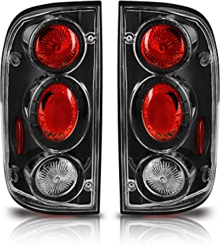 1-Pair Toyota Tacoma Replacement Tail Light Assembly