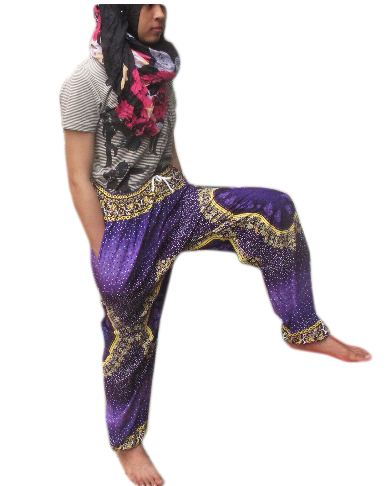 ''HITHOT'' INDIAN PATTREN PRINTED GENUINE FINE COTTON RAYON by HitHot (Image #3)