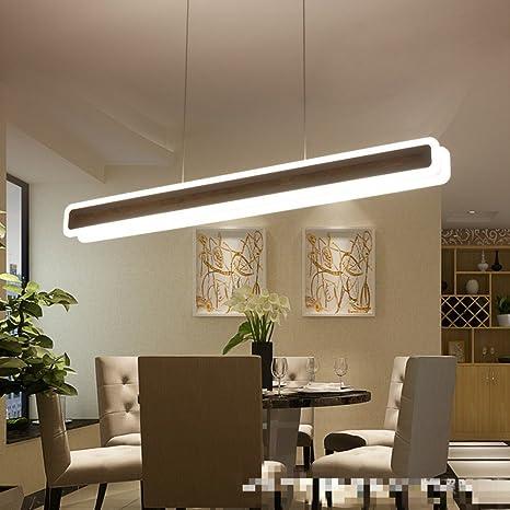 Luz colgante / LED Rectángulo Lámparas / Lámparas de techo ...