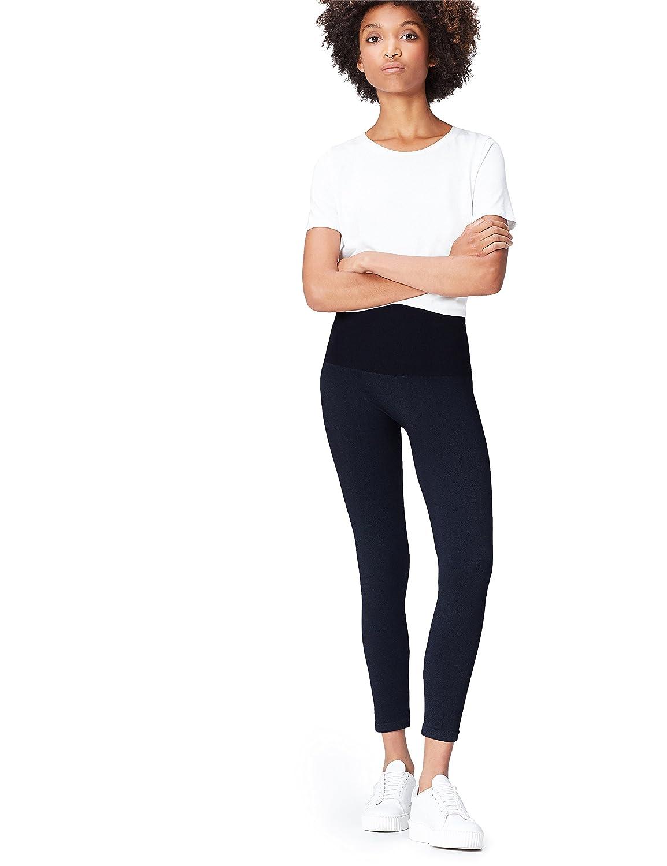 FIND Leggings Efecto Denim para Mujer Denim Look Santoni Legging