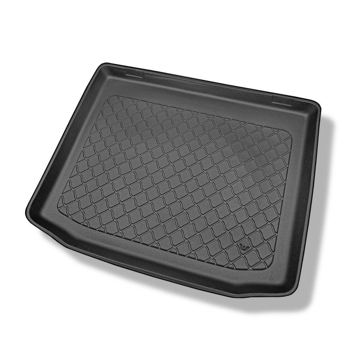 Mossa Tapis de Coffre - Ajustage Parfait - Excellente qualité - Inodore - 5902538557405