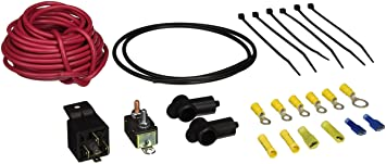 amazon com aeromotive 16301 fuel pump wiring kit automotive aeromotive 16301 fuel pump wiring kit