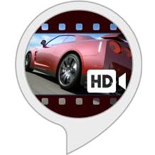 Ambient Visuals: Sports Car