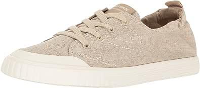 TRETORN Women's MEG Sneaker, Lt. Blue White, 4.5 Medium US