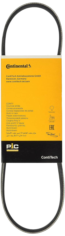 CONTITECH 4PK673 Cinghia Poly-V