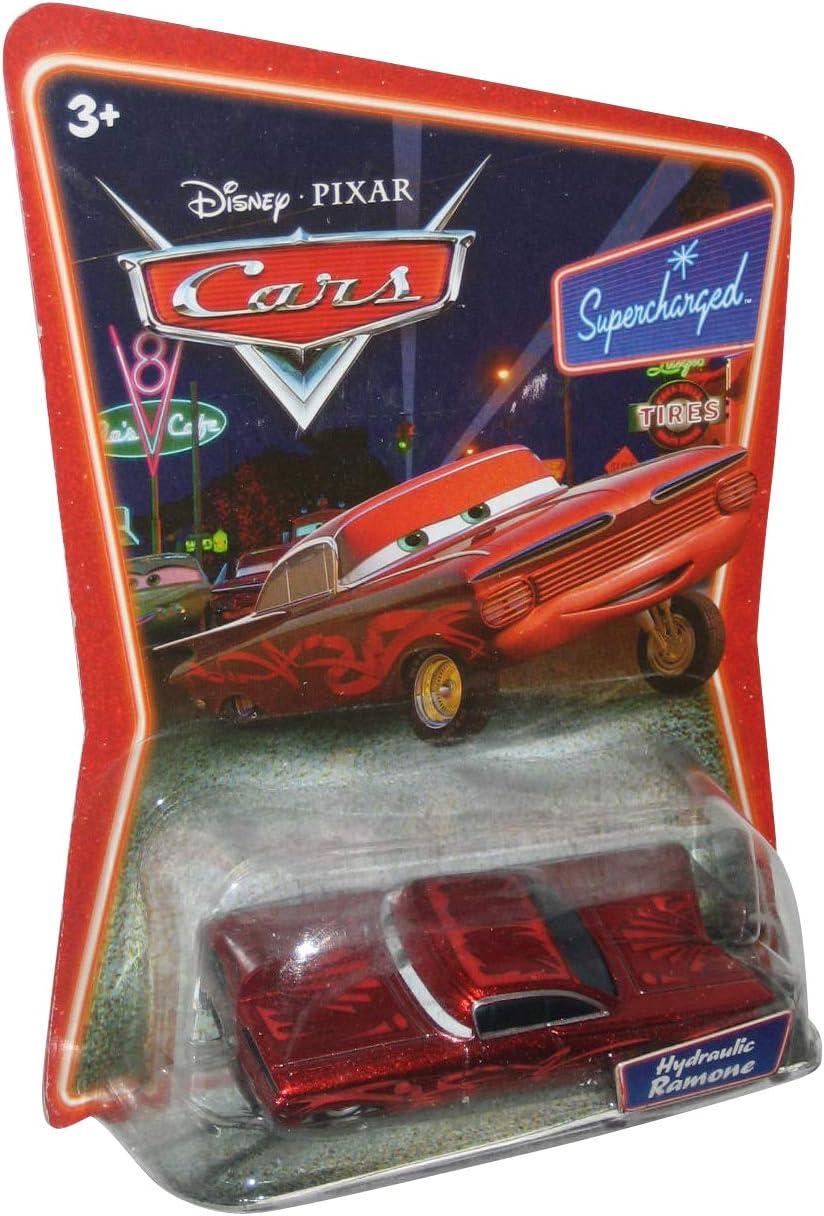 Amazon Com Pixar Cars Hydraulic Ramone Toys Games