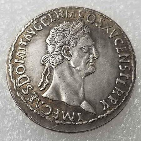 XDLiu moneda romana antigua – la mejor colección de monedas antiguas – Monedas de Philosopher King – monedas del Imperio Romano – Antigua moneda romana: Amazon.es: Hogar