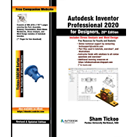 Autodesk Inventor Professional 2020 for Designers, 20th Edition (English Edition)