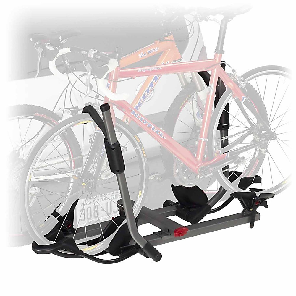 Yakima HoldUp 2-Bike Hitch Mount Rack with Lock Cable 2-Inch Receiver