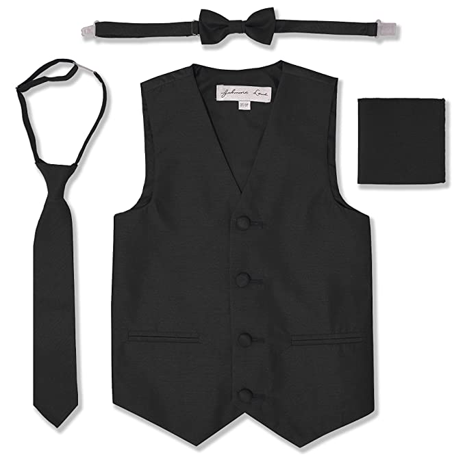 Amazon.com: Conjunto de chaleco para traje formal Johnnie ...