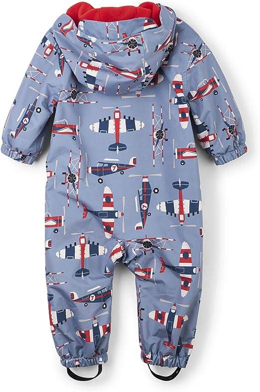 Hatley Baby Boys Microfiber Rain Bundlers Raincoat