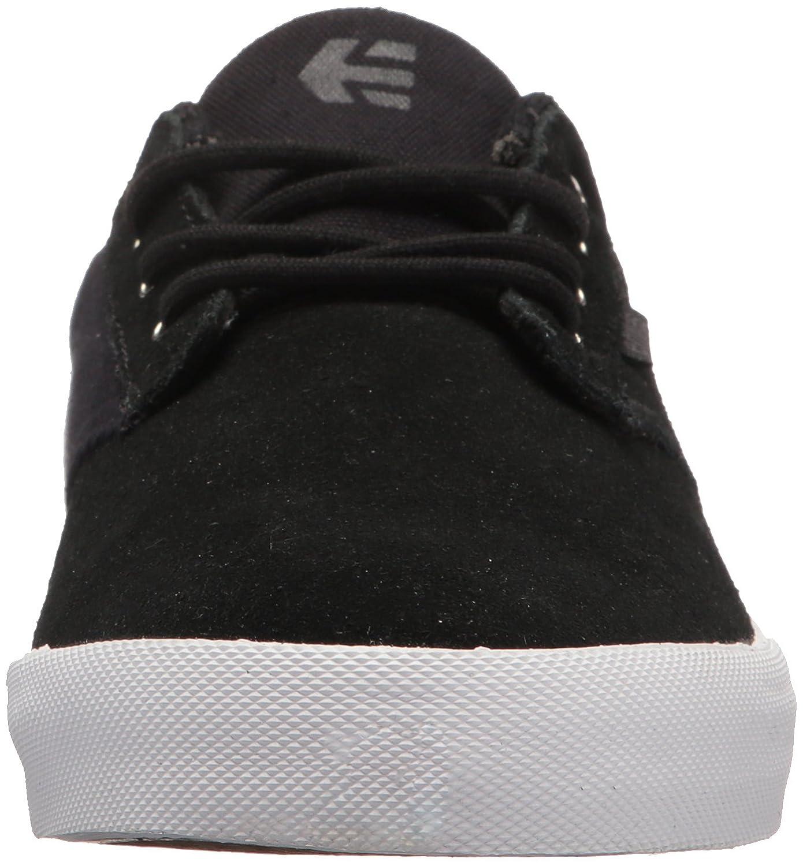 Etnies Jameson Vulc, Zapatillas de Skateboard para Hombre, Negro (983-Black/White/Silver), 47 EU Etnies
