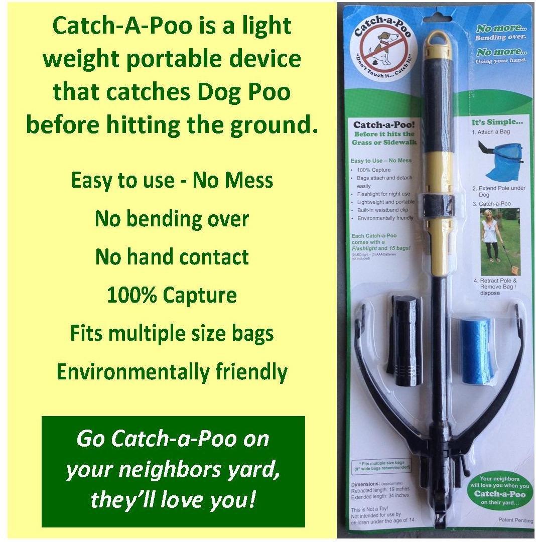 2 catch poo