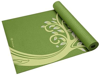 gaiam Print Yoga Mat, Hombre