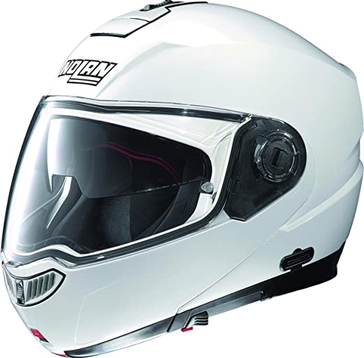 Amazon.com: Nolan N104 Evo Solid Helmet (Black Graphite, Small): Automotive
