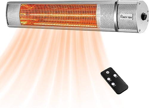 Key Tek: Electric Infrared Heater