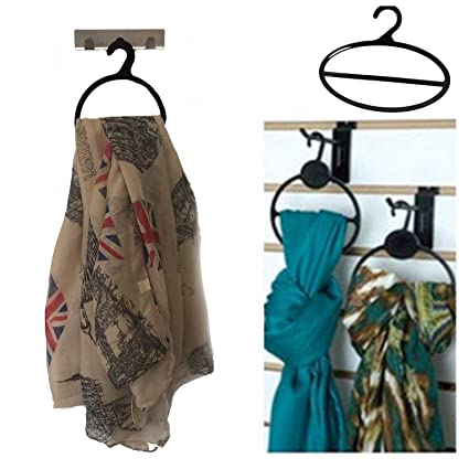 Pashmina Shawl Hangers Scarf Shop Display Wrap Hold Scarves Tie Storage Hanger