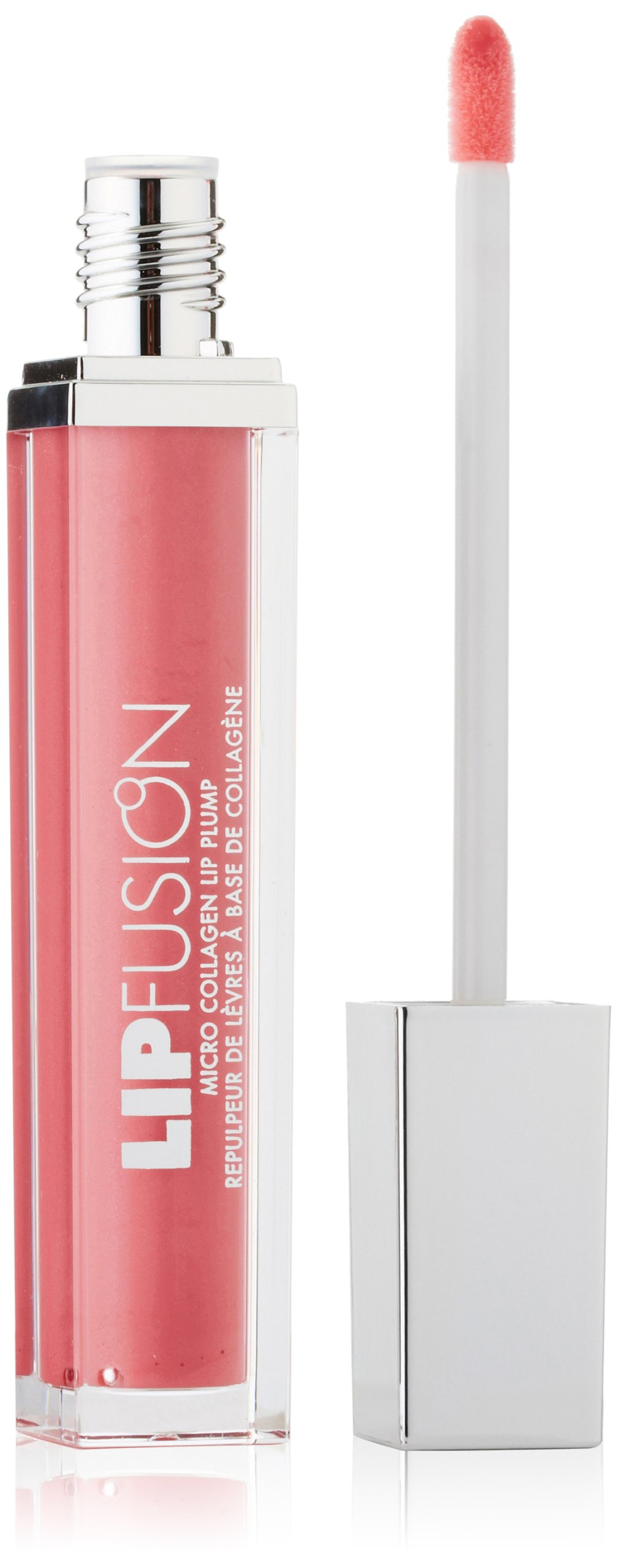 FusionBeauty LipFusion Micro-Injected Collagen Lip Plump Color Shine, Blush