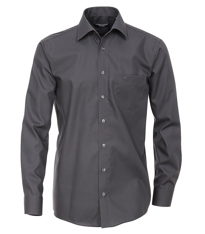 TALLA 51. Casamoda Hemd, Camisa de Oficina para Hombre