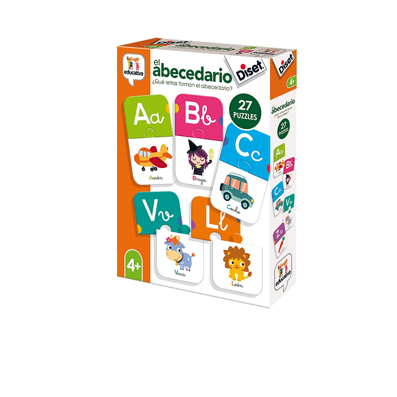 68963 Diset/ /Educational Toy Alphabet