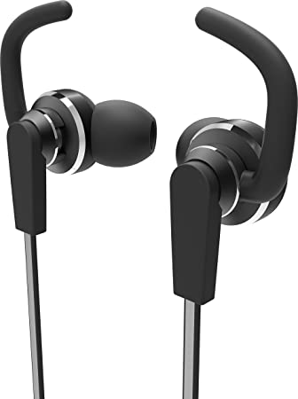 23d55f45caa Nokia 1 A21 N0M00VA Active Wired Earphones WH/Black: Amazon.co.uk ...